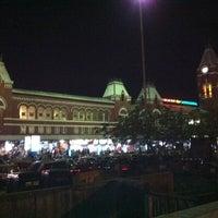 Photo taken at Chennai Central Sub Urban Station by Thamarai K. on 1/20/2012