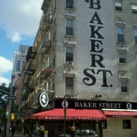 Photo taken at Baker Street Pub by Mike C. on 9/18/2011