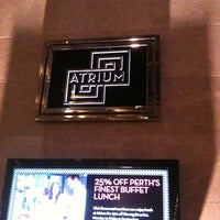 Photo taken at Atrium by ching t. on 9/16/2011