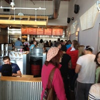 Photo taken at Chipotle Mexican Grill by Andrew F. on 3/11/2012