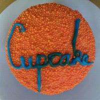 Photo taken at Cupcake by Deb F. on 10/7/2011