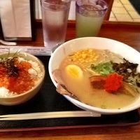 Photo taken at Maru Ichi Japanese Noodle House by Ting L. on 7/5/2012