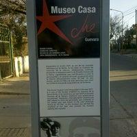 Photo taken at Museo Casa de Ernesto Che Guevara by Pau D. on 8/1/2012