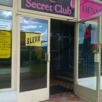 Photo taken at Secret Club Production - closed by Eliska K. on 8/29/2011