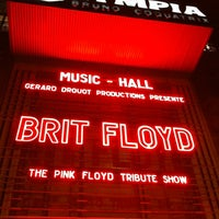 Photo taken at L'Olympia by Kimberly W. on 11/15/2011