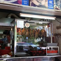 Photo taken at Soon Kee Duck Rice Eating House 顺记餐室 by Melvin K. on 4/22/2011
