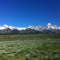 Photo taken at Grand Teton National Park by Richard C. on 7/15/2011