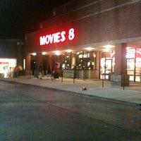 Photo taken at Cinemark Movies 8 by Darren B. on 9/24/2011