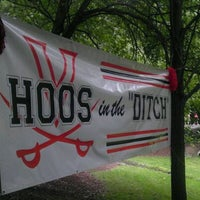 Photo taken at 'Hoos Tailgating by Mick D. on 9/1/2012