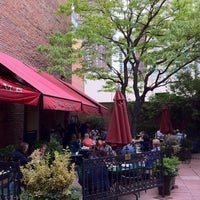 Photo taken at Bistro Vendome by John C. on 5/22/2011