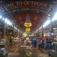 Photo taken at Bass Pro Shops by Adam R. on 3/16/2012