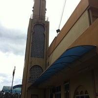 Photo taken at Masjid Ridzwaniah by Amri K. on 1/22/2012