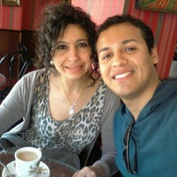 Photo taken at Cafetería La Imperial by Miguel Angel A. on 4/30/2012