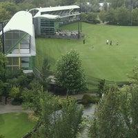 Photo taken at Golf Centrum Seve Rotterdam by René K. on 9/12/2011
