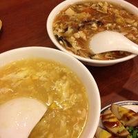 Photo taken at 周胖子餃子館(石牌店) by Krowka(Peng ) P. on 8/12/2012