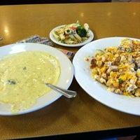 Photo taken at Jason's Deli by Bethany B. on 5/18/2012