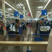 Photo taken at Walmart Supercenter by Weston A. on 9/16/2011