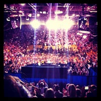 Photo taken at Coors Events Center by CU Book Store on 4/25/2012