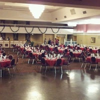 Photo taken at St Anthony's Banquet Hall by Keenan W. on 12/9/2011