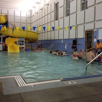 Photo taken at South City YMCA by Stephanie L. on 7/18/2012