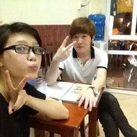 Photo taken at Cơm Quấn Hàn Quốc by 💗 Linh R. on 4/17/2012