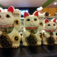 Photo taken at Sushi Train by Noel E. on 10/16/2011