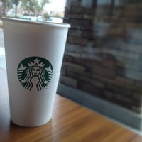 Photo taken at Starbucks by Matthew R. on 3/26/2012