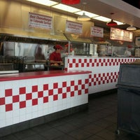 Photo taken at Five Guys by Stephen U. on 4/8/2012