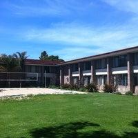 Photo taken at University of California, Santa Barbara (UCSB) by Dave C. on 4/3/2012