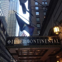 Photo taken at InterContinental New York Barclay by Greg B. on 4/2/2012