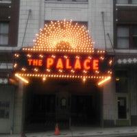 Photo taken at Palace Theatre by Derek M. on 9/1/2012