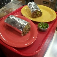 Photo taken at Izzo's Illegal Burrito by Philip R. on 9/14/2011