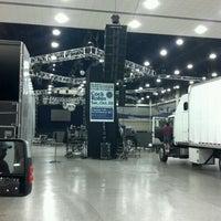 Photo taken at Buffalo Niagara Convention Center by Brian W. on 11/28/2011