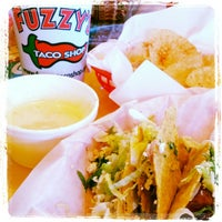 Photo taken at Fuzzy's Taco Shop by Angel d. on 7/12/2012