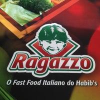 Photo taken at Ragazzo by Eduardo W. on 5/20/2012