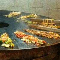 Photo taken at CrazyFire Mongolian Grill by K@rTh!kk R. on 2/18/2012