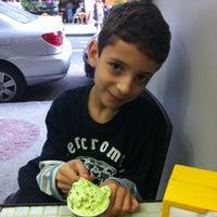 Photo taken at Sorvete Itália by Flavia G. on 7/31/2012