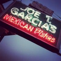 Photo taken at Joe T. Garcia's by Marc W. on 8/11/2012
