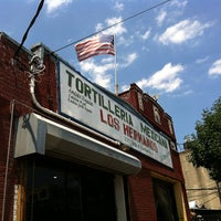 Photo taken at Tortilleria Mexicana Los Hermanos by Colin T. on 7/8/2012