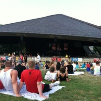 Photo taken at Blossom Music Center by Laura on 7/18/2012