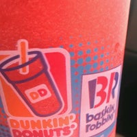 Photo taken at Dunkin Donuts by Tara D. on 3/27/2012