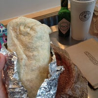 Photo taken at Chipotle Mexican Grill by Ash F. on 4/22/2012