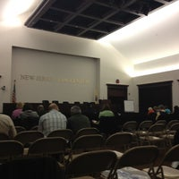 Photo taken at New Jersey Law Center by Kelly G. on 4/27/2012