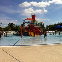 Photo taken at Splash Waters Water Park by Wendy W. on 3/25/2012