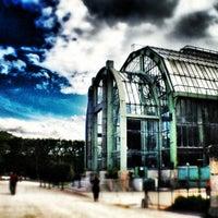 Photo taken at Botanical Garden of Paris by Jeremy B. on 6/11/2012