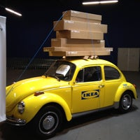 Photo taken at IKEA by Eric Scott T. on 8/20/2012