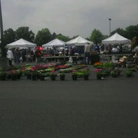 Photo taken at Topeka Farmers Market by Aaron P. on 4/28/2012
