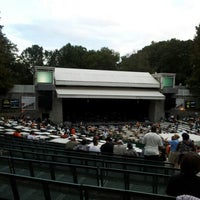 Photo taken at Chastain Park Amphitheater by Sharon M. on 9/8/2012