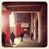 Photo taken at Tate Liverpool by Natalia L. on 4/30/2012