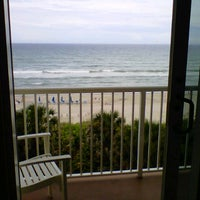 Photo taken at DoubleTree Suites by Hilton Hotel Melbourne Beach Oceanfront by Sarah C. on 8/3/2012